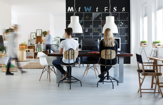 Coworking space for freelancer